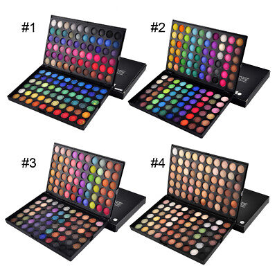 120colors Eye Shadow Cosmetic Makeup Shimmer Matte Eyeshadow Palette Set Kit