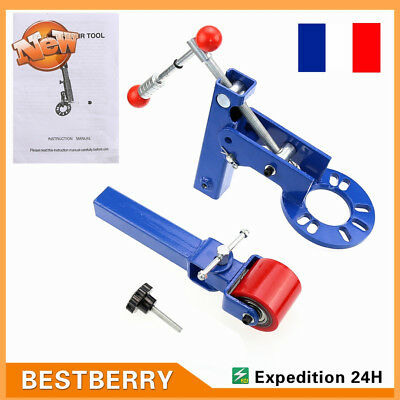 Heavy Duty Automatique Roll Fender Roue réformer Arch Roller Extension Tool Kit