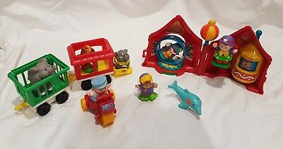Fisher Price Little People Circus items