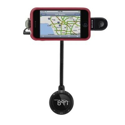 BELKIN TUNEBASE FM WITH HANDS-FREE FOR iPhone 4 4s, 3/3GS