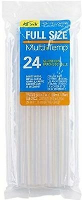 Adhesive Technologies 220-11ZIP24 Multi Temp Full Size Glue, 10-Inch, 24-Pack