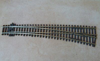 Peco HO Scale Code 100 Curved Point