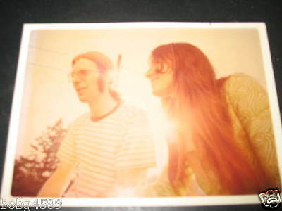 "Phil Lesh (Grateful Dead) Photo, Vintage 4""x6"", Very Rare!"