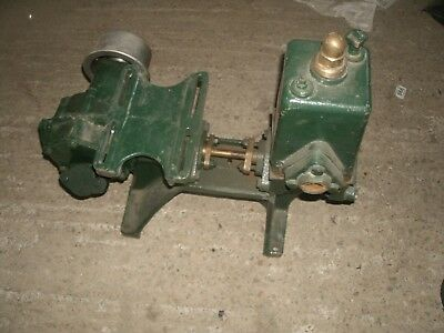 Stationary Engine Water Pump