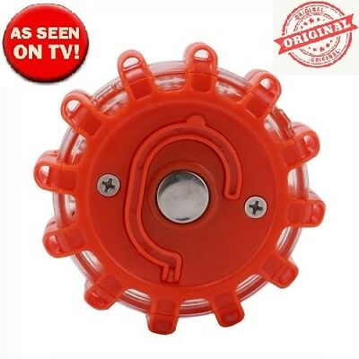 Emergency Safety Flare - Red Warning Light - Emergency Disc - FAST Free Shipping