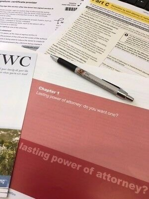 Power of Attorney Kit - All forms and Examples Included