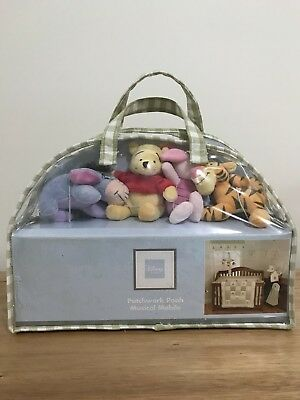 Disney Baby Winnie The Pooh and friends Baby Musical Mobile