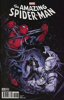 AMAZING SPIDER-MAN #792 STEGMAN VARIANT 1:25 Bagged & Boarded NM