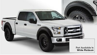 Bushwacker 20935-22 Pocket Style Fender Flares Fits 15-16 F-150