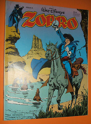 Comic Zorro Album Band 4