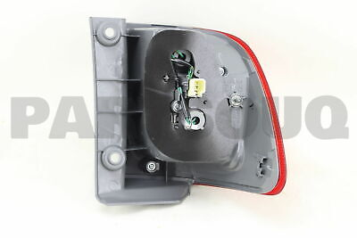 815500K070 Genuine Toyota LAMP ASSY, REAR COMBINATION, RH 81550-0K070