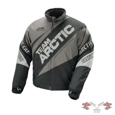 5271-49* Arctic Cat Men's Team Arctic Jacket - Black-