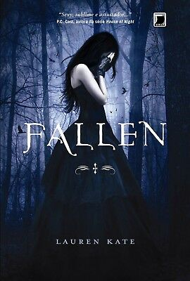 Fallen by Lauren Tate (Hardcover) Young Adult book