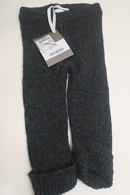 New Buho Unisex Baby Grey Leggings Size 6 Months