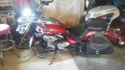 2012 Yamaha V Star  2012 yamaha v star 1100 low miles nice bike ready to ride