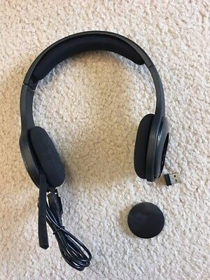 Logitech H800 Bluetooth Wireless Headset with Mic for PC, Tablets and Smartphone
