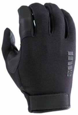 HWI Gear Spandex Knit and Goatskin Leather Duty Police Glove ULD 100 Size 3XL