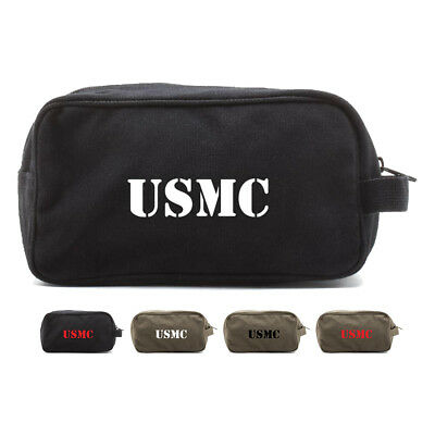 Globe Anchor USMC Marine Corps Viny Leather Luggage Tag Travel ID Label For Baggage Suitcase