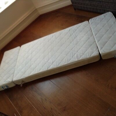 IKEA Vyssa three pieces mattress for extendable child's bed