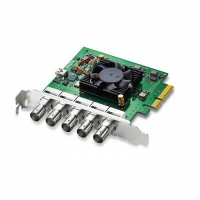 Blackmagic Design Decklink Duo 2 Pcie Capture/playback Card