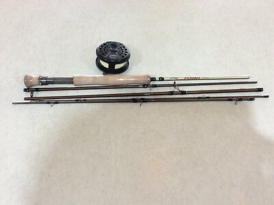 Fly Fishing Combo Fishing Rod And Cabela'S Reel Brand New Unused