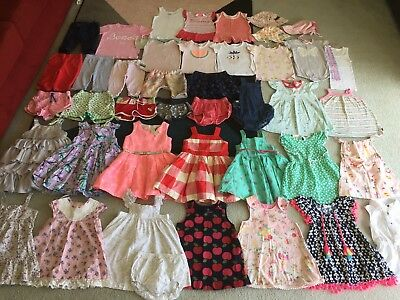 Bulk lot girls sz 1 summer clothes Seed Bebe Roxy Paperwings Oishi M Oobi Bonds