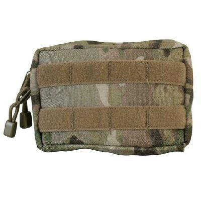 Kombat Multicam Tactical Military Webbing MOLLE Small Utility Pouch