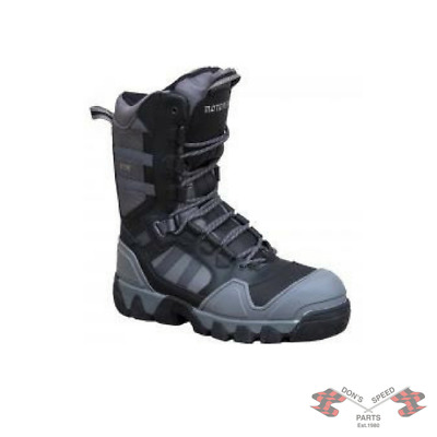 20716-10** Motorfist Men's Carbide Boot - Black