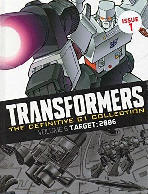 Transformers: The Definitive G1 Collection Issue 1 New/Sealed Graphic Novel