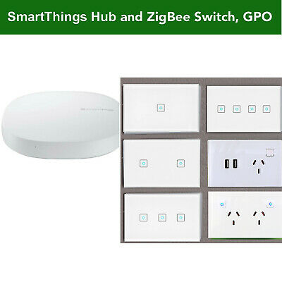 AU Standard Smart ZigBee 3.0 Socket for Wireless Google Home Home Automation
