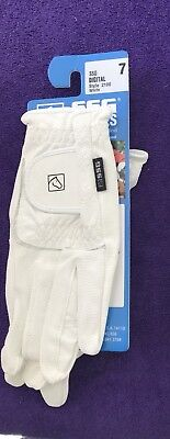 New White SSG women's Horse Riding Gloves