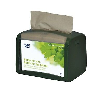 Tork 45XPT Xpressnap Classic Tabletop Napkin Dispenser Green