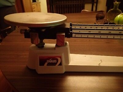 Ohaus triple 750 beam scale in excellent condition!
