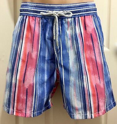 New VILEBREQUIN Designer Luxury Size L Shorts Rare Limited Edition RRP $390.00
