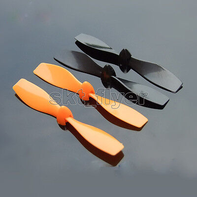 4pcs Aircraft Propeller Model DIY Robotic Toys Helicopters Gifts 75*2mm