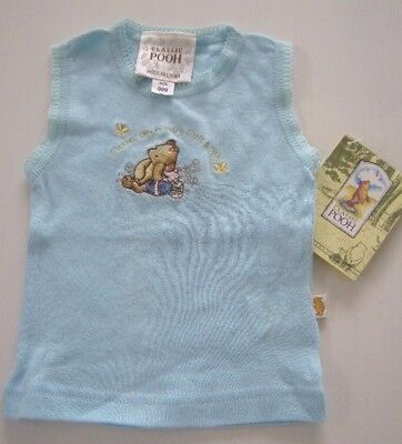 baby singlet top winnie the pooh new  000