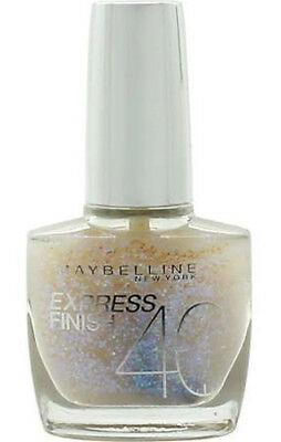 Maybelline Nail Polish   Express Finish 40 Seconds   Assorted Colours   10ml