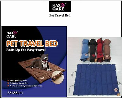 New Pet Travel Mattress Car Boot Rear Back Seat Dog Bed 88cm x 58cm MaxCare