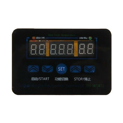 Multi-Function Digital Temperature Control Three Window Display Timer Switch