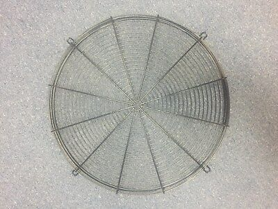 Industrial Fan Guard - 457mm Black