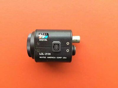 Used Good WATEC LCL-211H Camera #C1RG