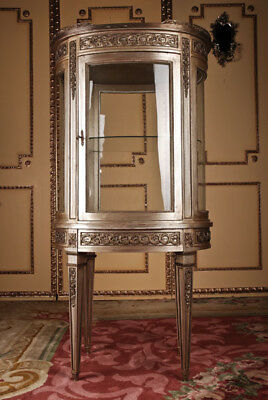 French Salon Cabinet in the Louis Seize Style Classicism