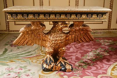 Eagle console after a Designed by William Kent 1685-1748
