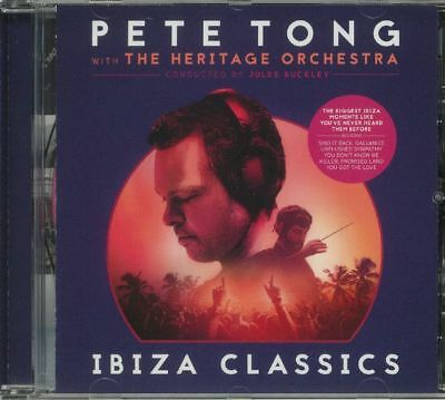 Pete tong and heritage orchestra ibiza classics 2017 cd for Jules buckley heritage orchestra