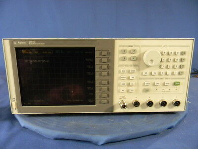 Agilent 8757D Network Analyzer W/Opt 001, 002 30 Day Warranty