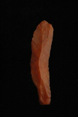 NEOLITHIC, MIDDLE to LATE PALEO FLAKE KNIFE BLADE, Omo River Valley, Africa