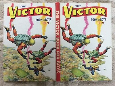 Excellent  Copy Of The 1968 Victor Annual Book Vgc