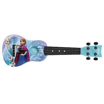 (Frozen (2015)) - First Act Frozen Mini Guitar. Brand New
