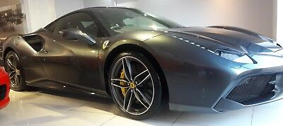 2016 FERRARI 488 GTB S-A *HIGH SPEC FULLY LOADED* 700miles 7 YEAR SERVICE PACK