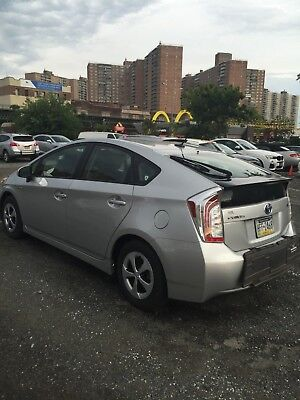 2014 Toyota Prius  2014 TOYOTA PRIUS THREE HYBRID NAV REARVIEW CAM, LEATHER SITS ML #7,000